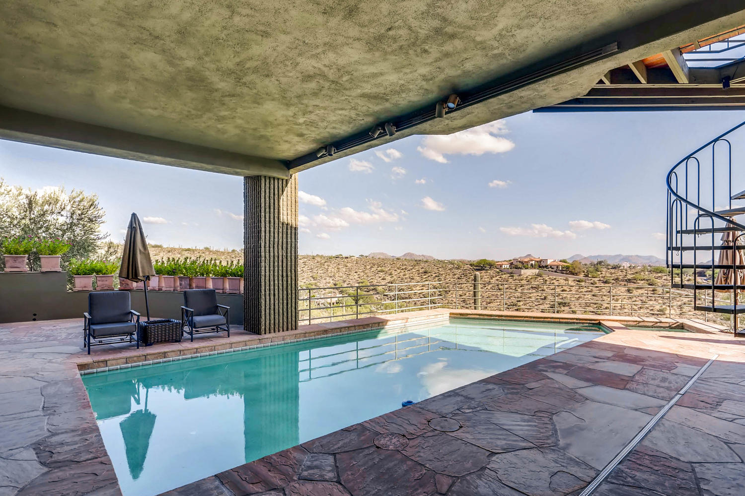 Views from Four Peaks to Town-large-030-26-Exterior Pool-1500x1000-72dpi